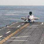 Βίντεο: F-35B vs AV-8B Harrier II Short Takeoff & Vertical Landing